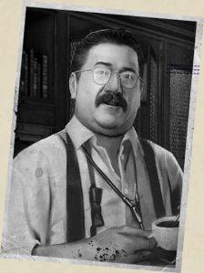 """Andreas """"El Greco"""" Karafantis"""
